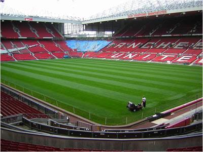 老特拉福德球场(Old Trafford Stadium)