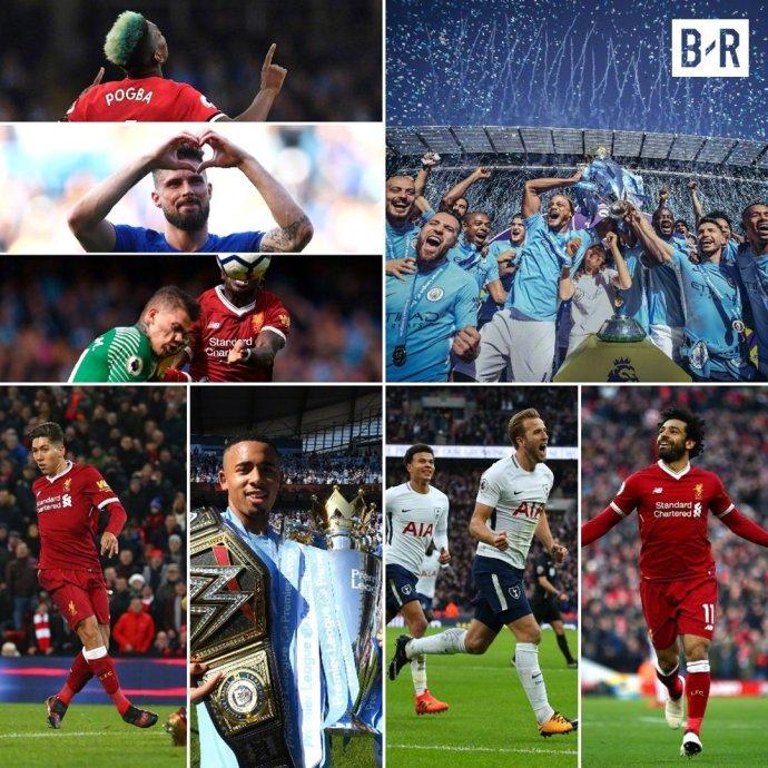 英超结局:曼城夺冠曼联亚军 利物浦力压蓝军进欧冠